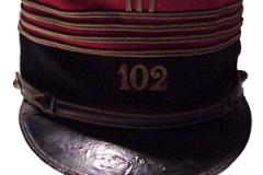 French Commandant Hat (Major)