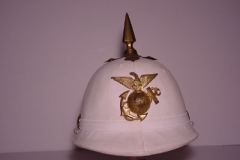 Marine White Helmet
