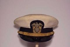 WW11 Navy Officer Hat
