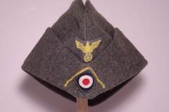 WW11 German Coastal Hat