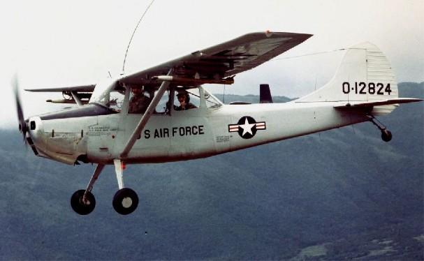 0-1 Bird Dog (USAF, ARMY, USMC) - 426 combat, 50 non-combat