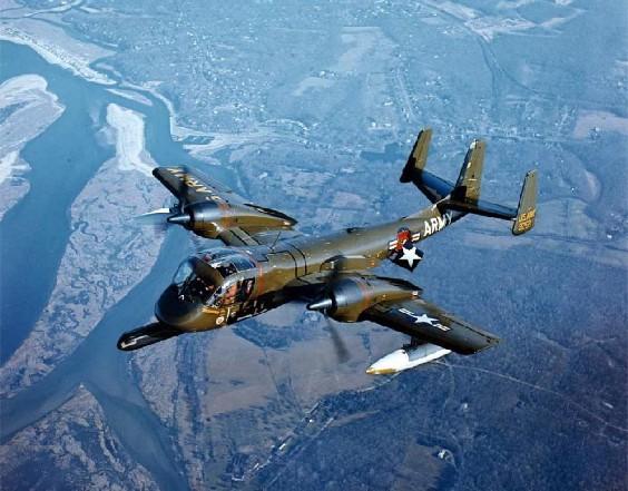 OV-1 Mohawk (ARMY) - 65 Lost