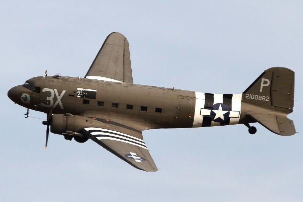 C-47 Skytrain - 21 lost