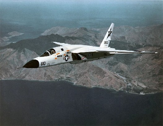RA-5 Vigilante (USN) - 18 combat, 9 non-combat