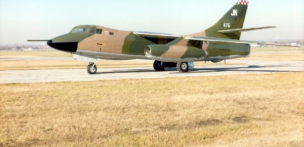 E/RB-66 (USAF) Destroyer - 14 lost