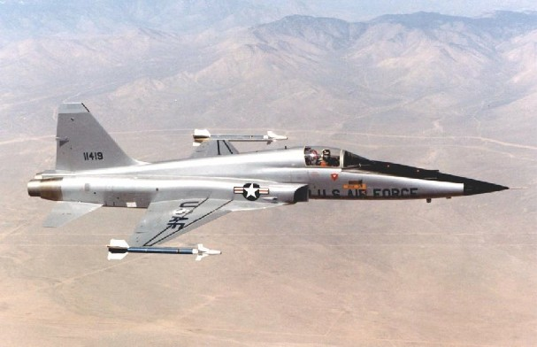 F-5 Freedom Fighter - 9 lost