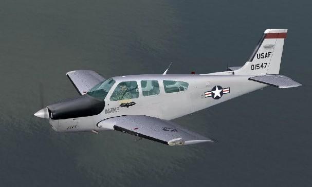 QU-22 Pave Eagle - 7 combat, 1 non-combat