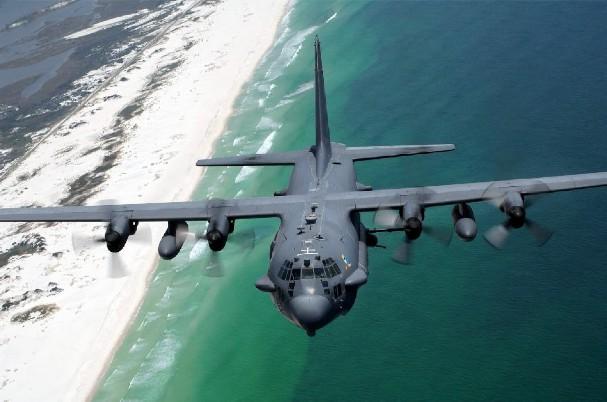 AC-130 Spectre (USAF) - 6 combat