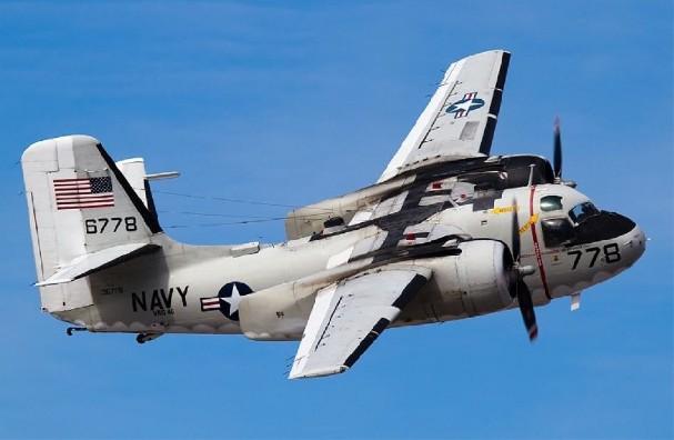 S-2 Tracker (NAVY) - 3 combat, 2 non-combat