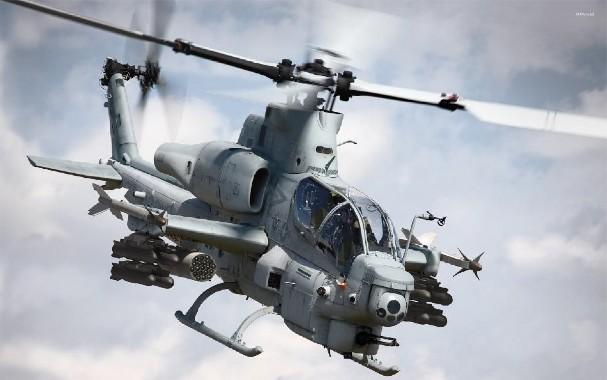AH-1 Cobra (ARMY, USMC) - 277 lost
