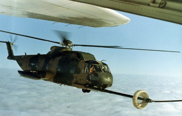 CH/HH-3 Jolly Green Giant (USAF) - 25 combat, 9 non-combat