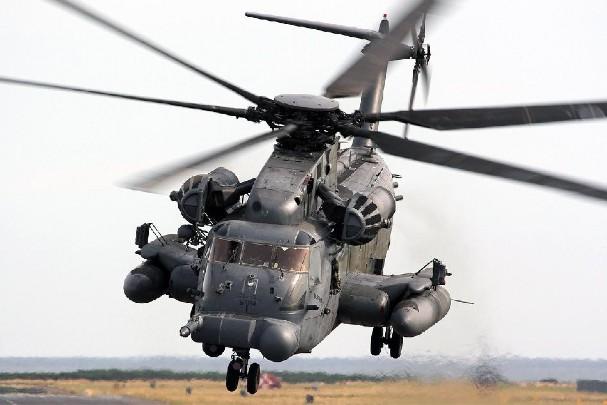 CH/HH-53 Super Jolly (USAF) - 17 combat, 10 non-combat