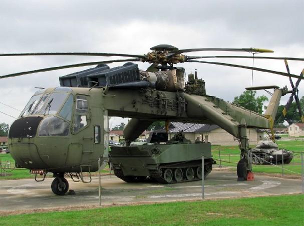 CH-54 Skycrane (ARMY) - 9 LOST