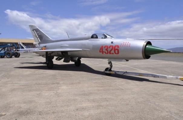 MiG-21 - 60 lost