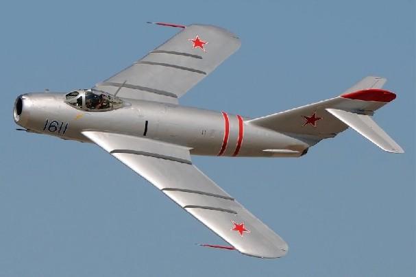 MiG-17 - 63 lost