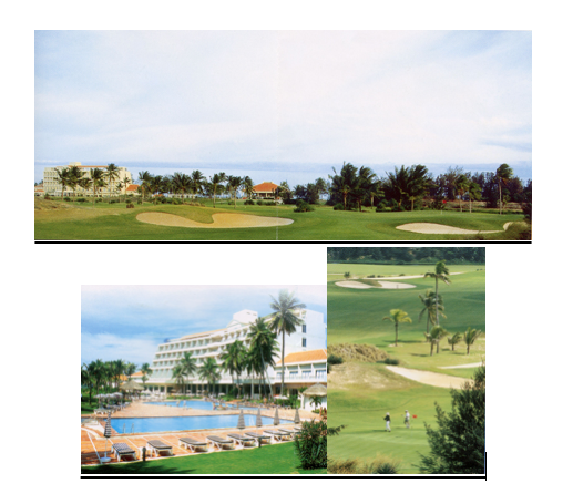 These pictures are of the hotel that I stayed in on my Return to Vietnam trip 2001